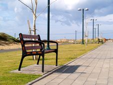 Free Bench 1 Stock Image - 3914511