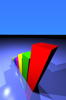 Free Business Growing Graph Stock Photos - 3915213