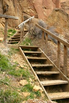 Free Double Stairway Stock Photo - 3915630