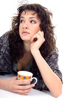 Free Beautiful Young Woman Stock Image - 3916271