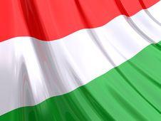 Free Glossy Flag Of Hungary Royalty Free Stock Photo - 3916475
