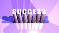 Free Success Royalty Free Stock Photo - 3916905