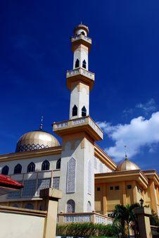 Free Mosque Stock Photo - 3917940