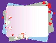 Free LOVE CARD Stock Images - 3918024