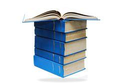 Free Books Royalty Free Stock Photo - 3918385
