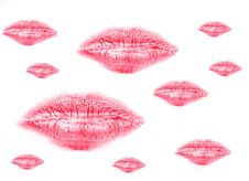 Free Kisses Royalty Free Stock Photography - 3919077