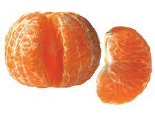 Free Peeled Orange Stock Photo - 3919660