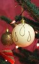 Free Balls On The Christmas Tree Stock Photos - 3927023