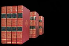 Free Many Old Books. Stock Photography - 3920062