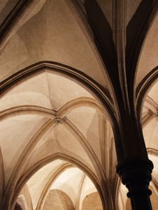 Free Gothic Arches Royalty Free Stock Image - 3920186