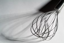 Free High Contrast Whisk With Shadows Royalty Free Stock Photo - 3920405