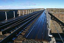 Free Railroad Bridge Stock Images - 3921014