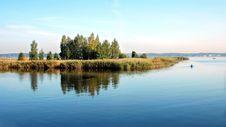 Free Island On Lake Stock Photos - 3924283