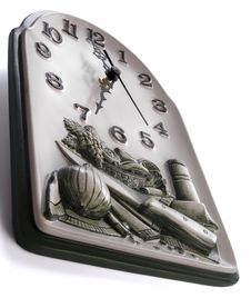 Free Wall Clock Royalty Free Stock Images - 3925759