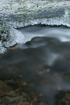 Free Winter Stream Stock Photos - 3926003