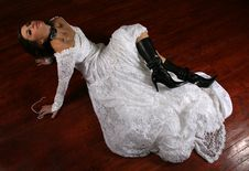 Free Gown Stock Photography - 3926562