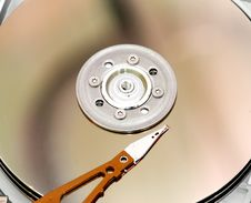 Free Hard Disk Drive Royalty Free Stock Image - 3927156
