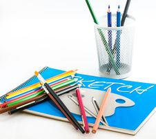 SketchPad Stock Images