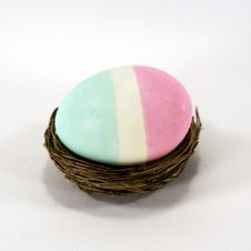 Free Striped Easter Egg Stock Photos - 3927853