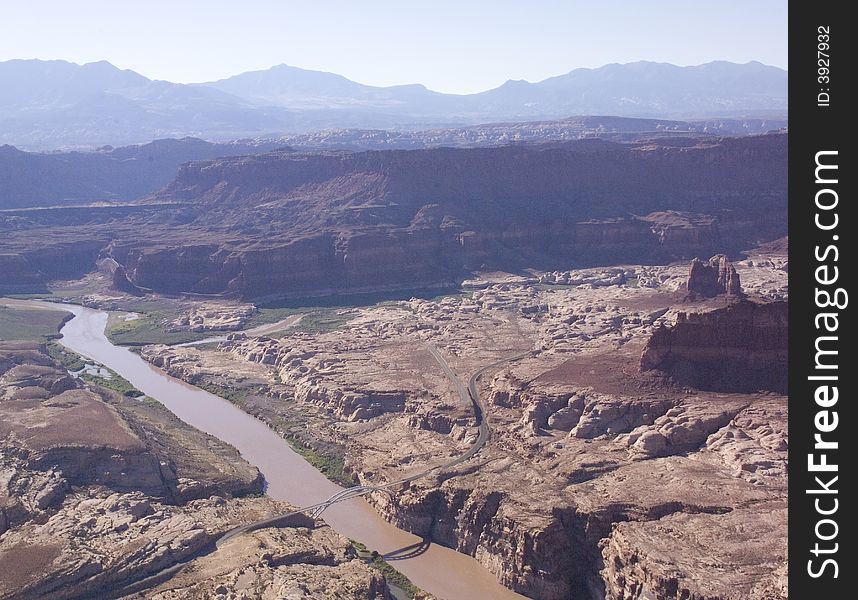 Navajo Bridge over CO River
