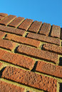 Free Red Brick Wall Royalty Free Stock Image - 3934126