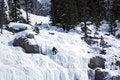 Free Ice Climbers. Stock Photo - 3934580