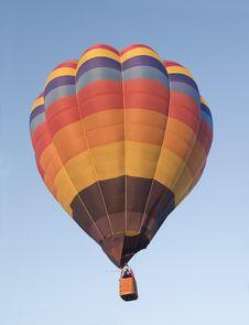 Free Hot-air Balloon Stock Image - 3930161