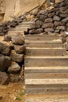 Free Two Stairways Stock Photos - 3930923