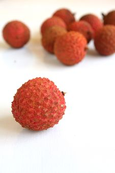 Free Lychee Royalty Free Stock Photos - 3931158