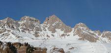Free Alps Dolomiti Italy Stock Image - 3934651