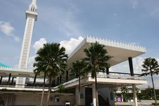 Free National Mosque, Malaysia Stock Images - 3936464