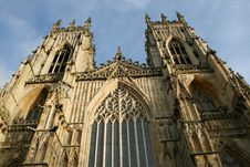 Minster Royalty Free Stock Images