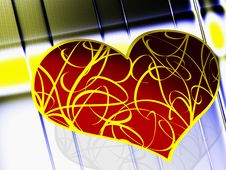Free Valentine Heart Stock Image - 3938401