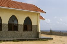 Free Chapel By The Sea Royalty Free Stock Images - 3939569