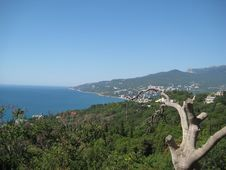 Yalta Royalty Free Stock Photo