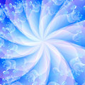 Free Blue Swirl Abstract Background Stock Image - 3940121