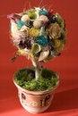Free Decorative Tree Royalty Free Stock Photo - 3943585