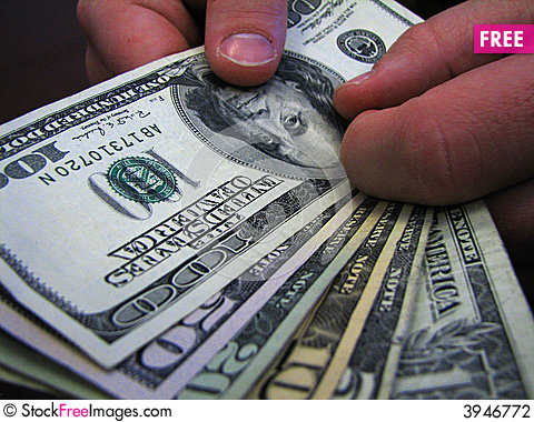 Free Money, Money Money Stock Photography - 3946772
