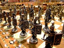 Free The Chess Royalty Free Stock Photo - 3940005