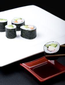 Susi Sushi Stock Photography