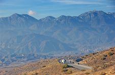 Free Cajon Pass Stock Photography - 3940532