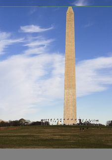 Free Washington Monument Stock Image - 3940541