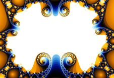 Free Fractal Framing Royalty Free Stock Images - 3940629