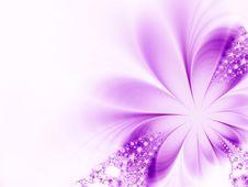 Dreamlike Flower Stock Photo