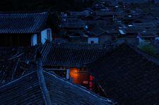 Lijiang Morning Stock Image
