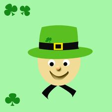 Free Leprechaun Royalty Free Stock Photos - 3941568