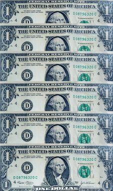 Free Dollars Stock Photography - 3942182