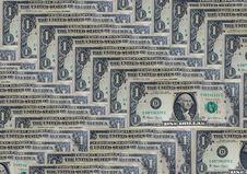 Free Dollars Royalty Free Stock Image - 3942226