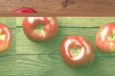 Free Red Delicious Apples Royalty Free Stock Photos - 3942438
