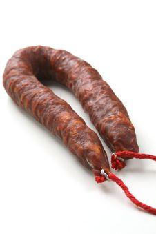 Free Spanish Chorizo Stock Image - 3942501